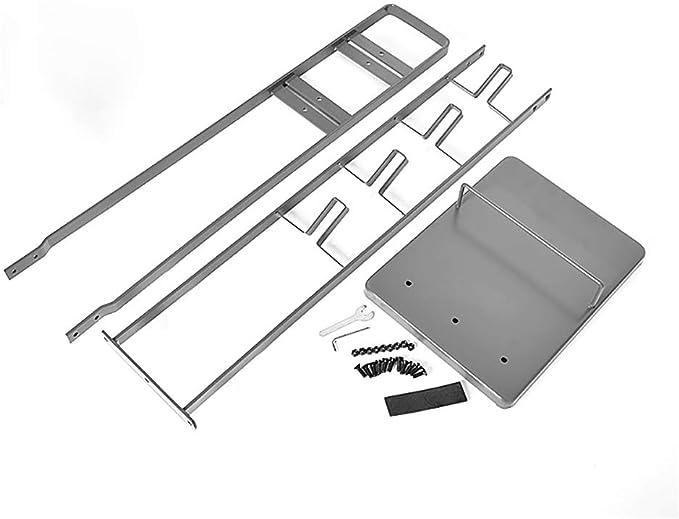 LZCX Support de Rangement en Acier Inoxydable Support Stand