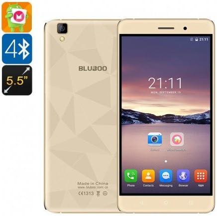 Bluboo Maya Smartphone - Android 6.0, 5.5 pulgadas HD pantalla ...