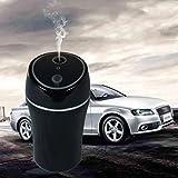 GOUGOU Car humidifier Convenient shortcuts A key trigger USB air purifier , black