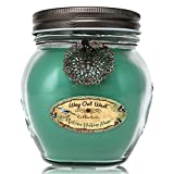 Way Out  West Candles Scented with Native Pinon Pine/Pinyon - Large 17 oz Jar Candle- Southwestern Style -Long Lasting, Soy Wax Blend - A Favorite Gift for Men & Nature Lovers - Made in America!