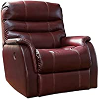 Ashley Furniture Power Rocker Recliner in Roma Finish 3930198