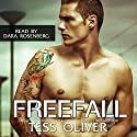 Freefall: Custom Culture #1 Audiobook by Tess Oliver Narrated by Dara Rosenberg