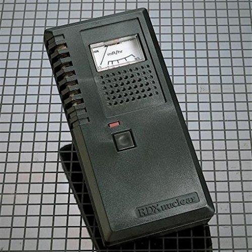 - Portable Geiger Counter