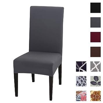Kivors De Couverture Décoration MangerHôtel Chaise Pour À Extensible Salle Durable Nettoyer ChaiseFacile Universel Housse TlJF1cK