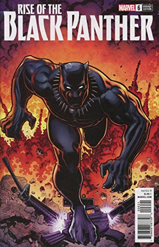 (Rise of the Black Panther (2018) #6 VF/NM Arthur Adams Variant Cover)