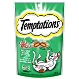 Temptations Classic Cat Treats Seafood Medley Flavor, (12) 3 oz. Pouches