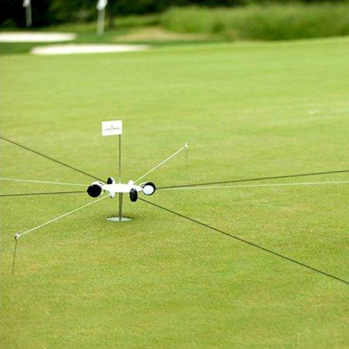 Birdie Town X36 Pro Putt Trainer, Golf Training Aid - Putting Improvement, Short Game Aid - Dynamic Golf Trainer by Birdie Town