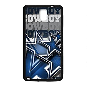 Cowboy Star Fashion Comstom Plastic case cover For Samsung Galaxy Note3