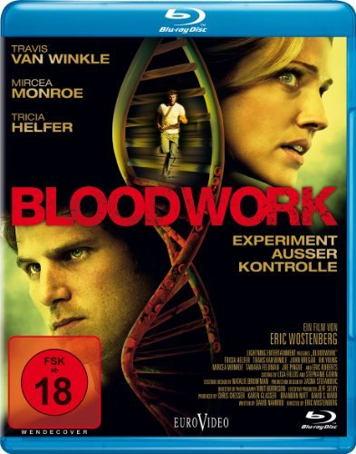 Bloodwork (2011) ( Phase One (Blood work) ) [ Blu-Ray, Reg.A/B/C Import - Germany ]