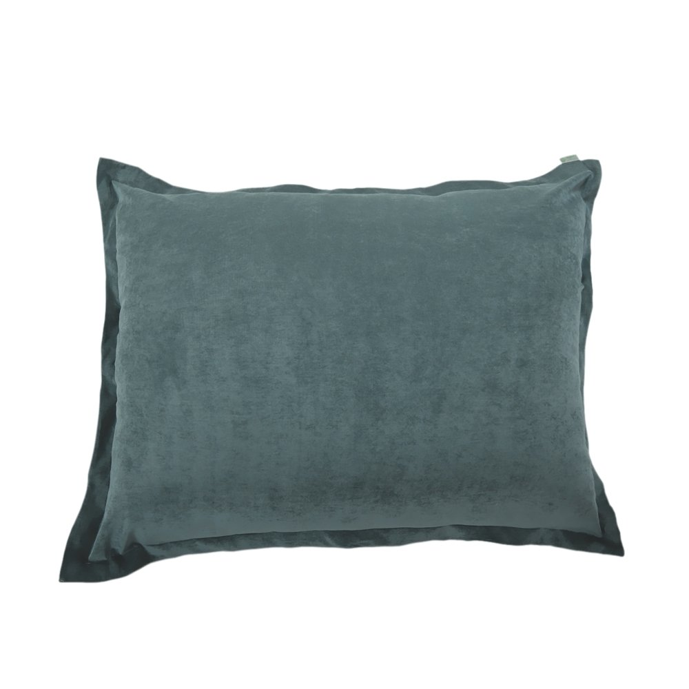 Majestic Home Goods Villa Floor Pillow, Azure