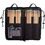 Protec Deluxe Drum Stick Bag, Black