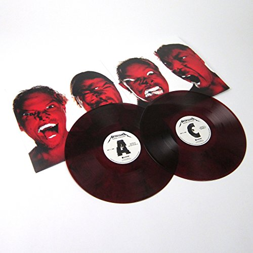 Metallica: Hardwired…To Self-Destruct (Indie Exclusive Colored Vinyl) Vinyl 2LP