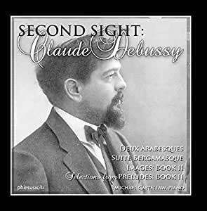 Second Sight: Claude Debussy