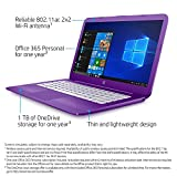 HP Stream 14-inch Laptop, Intel Celeron N4000