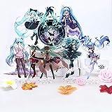 SosoJustgo2 Japanese Anime Hatsune Miku Printing