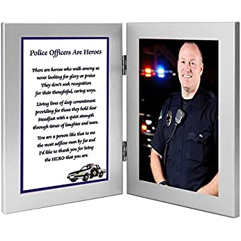 Amazon.com - Policeman's Prayer Picture Frame 6794B