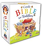 My Little Library Candle Bible for Toddlers (Candle Bible for Toddlers Series)