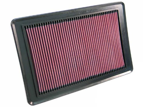 K&N 33-2349 High Performance Replacement Air Filter