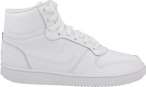 Nike Ebernon Mid, Zapatos de Baloncesto para Hombre: Amazon.es: Zapatos y complementos