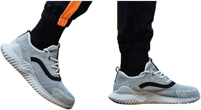 Calzados para correr en asfalto para hombre, Hombre Mujer Zapatillas Deporte para Zapatillas de Ligeras Running Transpirables Cómodas Correr para Zapatos de Malla: Amazon.es: Oficina y papelería