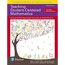Teaching Student-Centered Mathematics: Developmentally Appropriate Instruction for Grades Pre-K-2 (Volume I), Enhanced Pearson eText -- Access Card (3rd Edition)