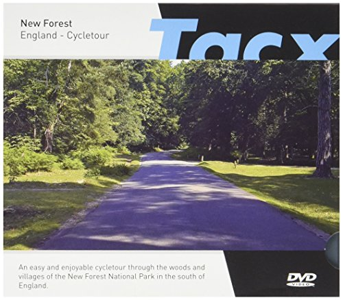 Tacx Real Life Video: New Forest - England for VR Trainers ()