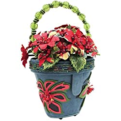 Garden flowerpot Themed Handbag