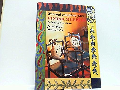 Manual Completo Para Pintar Muebles Libro Innes Walton Epub