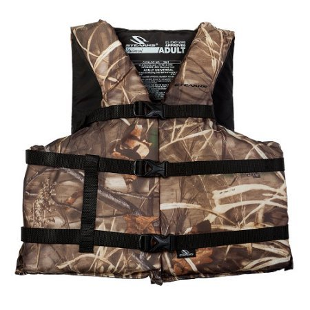 Stearns Adult Classic Series Vest Camouflage, by Stearns