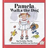 img - for Pamela Walks the Dog (Lamb Time) by Christine Marlin (2001-10-01) book / textbook / text book