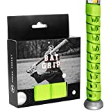 ANDES FOREST Bat Grip Rhino Series 1.5mm for Baseball 4 pcs in 1 Pack