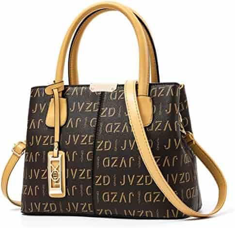 31e90050f COCIFER Women Top Handle Satchel Handbags Shoulder Bag Tote Purse Messenger  Bags