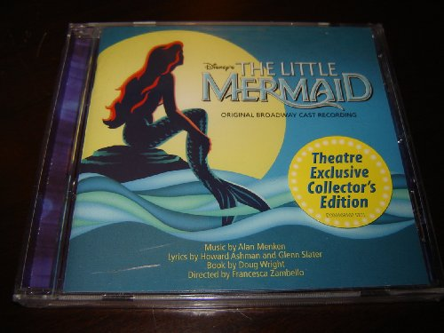 Disney's The Little Mermaid / Original Broadway Cast Recording / Act I and II / Disney Music