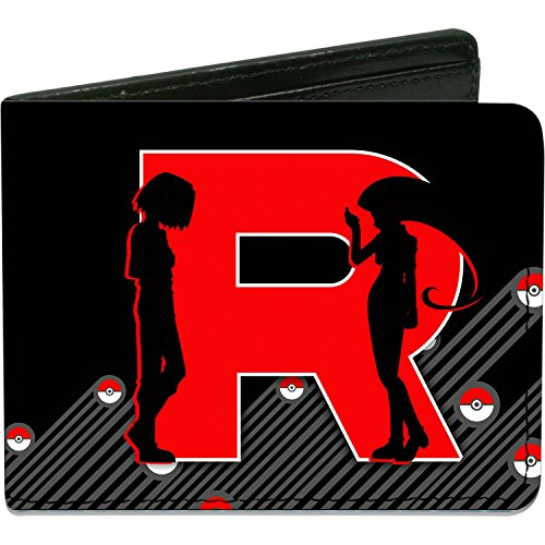 Buckle-Down Men's Wallet Team Rocket