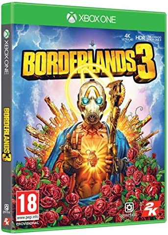 Borderlands 3 - Edición Estándar, Xbox One, Disc: Amazon.es ...