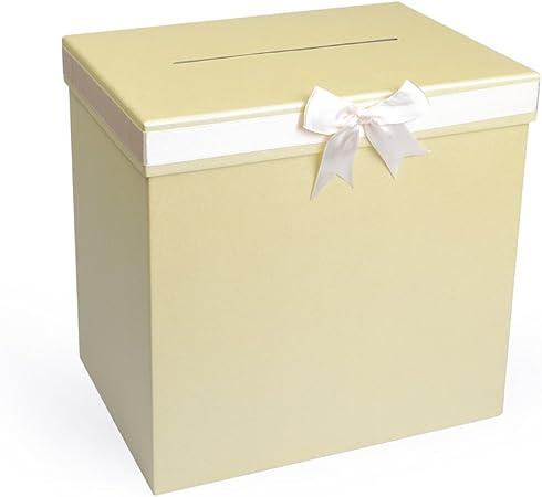 EAST-WEST Trading GmbH Caja para dinero, caja para tarjetas de regalo, buzón de boda, caja suelta, regalo de boda, caja Just Married: Amazon.es: Hogar