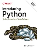 Introducing Python: Modern Computing in Simple