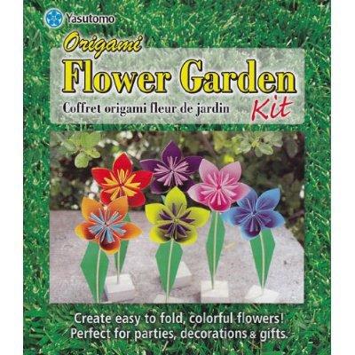 Amazon yasutomo origami flower garden kit yasutomo origami flower garden kit mightylinksfo