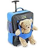 Maleta con ruedas para niños Cabin Max Bear Childrens