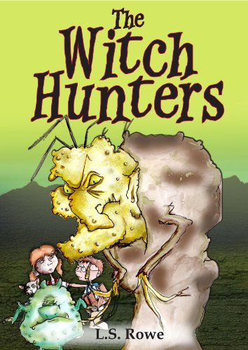 The Witch Hunters: Escape from Blue Ridge Mountain