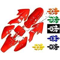 Plastic Fairing Fender Kit for Honda XR50 CRF50 CRF 50 XR...