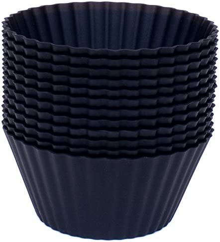 Silicone Cupcake Liners Baking Cups Container product image