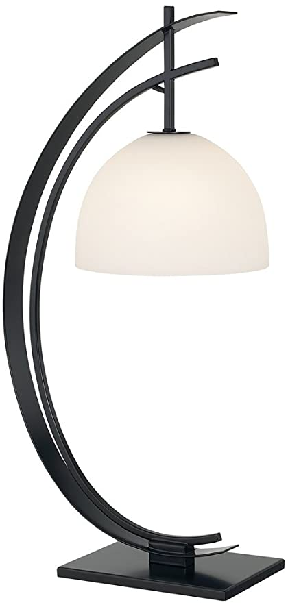 Pacific Coast Lighting 87-1242-07 Orbit 1-Light Table L& Black  sc 1 st  Amazon.com : coast lighting - azcodes.com