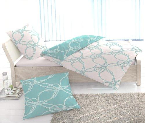 bettw sche wei t rkis m belideen. Black Bedroom Furniture Sets. Home Design Ideas
