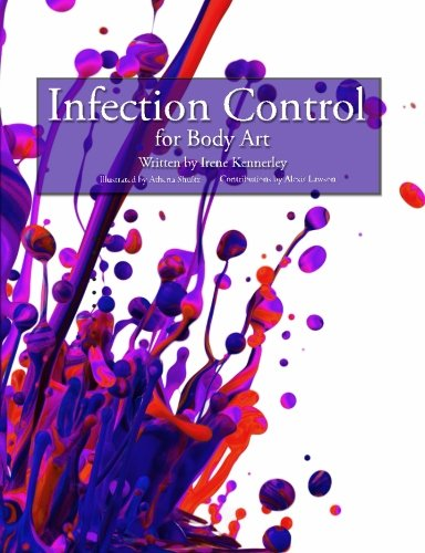 Infection Control for Body Art: This book covers OSHA bloodborne pathogens requirements for body artists. Includes easy instructions and sample forms ... up, and maintenance of a body art facility.