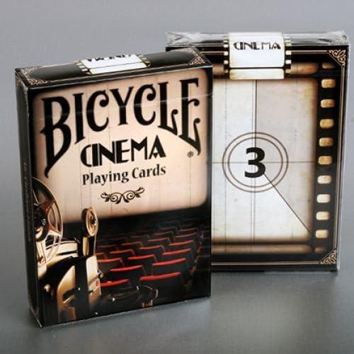 Bicycle Cinema Deck - Juegos de Cartas de Collectable Playing Cards: Amazon.es: Juguetes y juegos
