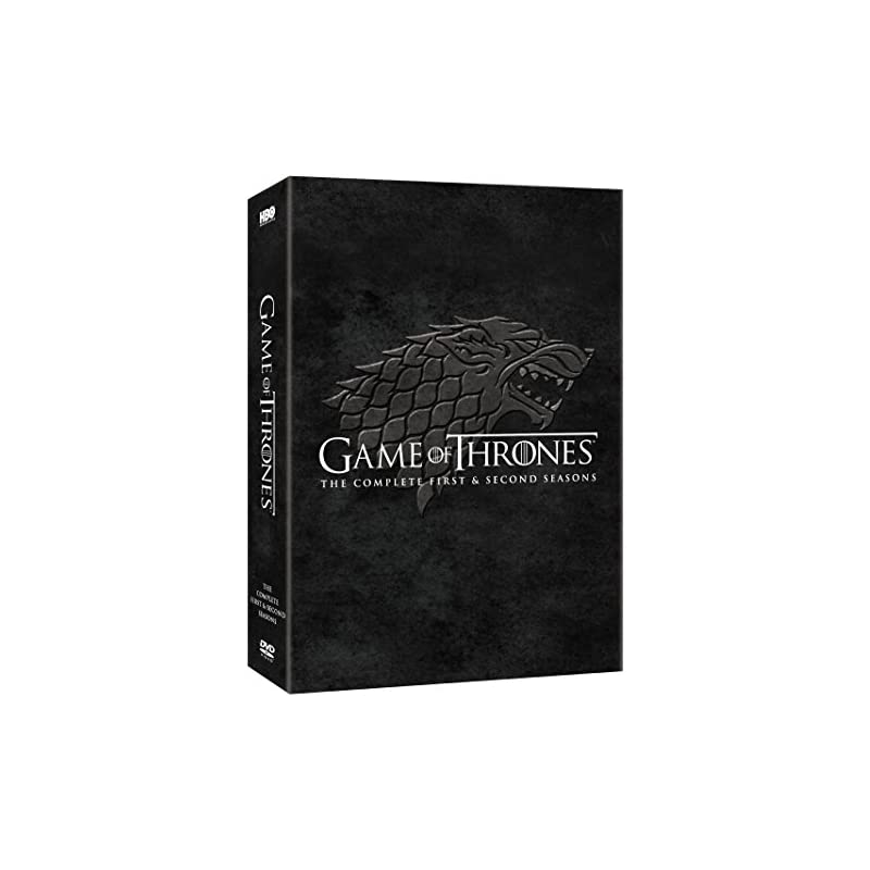 Game of Thrones: The Complete Seasons 1