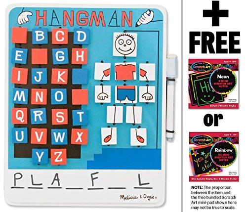Flip to Win Hangman Game + FREE Melissa