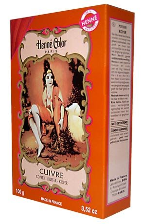 Henne Color Henna Powder Copper 100gm (PACK OF 3)