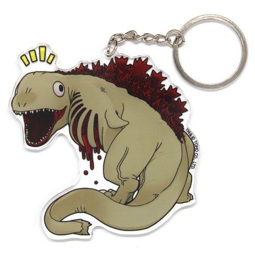 COSPA Shin Godzilla Second Form Acrylic Keychain ()